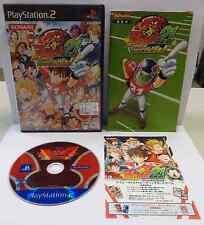 Anime Game SONY Playstation 2 PS2 NTSC JAP / Eyeshield21 21 AmeFoot Yarouze! Ya!