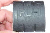 FLH Logo Brake Pedal Pad HarleyDavidson Knuckle,Pan,Shovel Fits1936-84 #36954-62