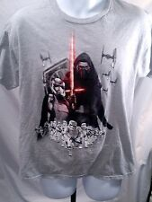 "Men's Licensed ""Star Wars The Force Awakens"" T-Shirt. New w/o Tags, NWOT Size L"