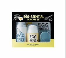 Too Cool For School Egg-Ssential Skincare Set