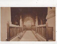 St Marys Hospital Chichester Sussex Vintage RP Postcard WP Marsh 649b