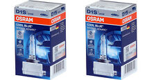 2stk NEU ORIGINAL Osram D1S 66140CBI Cool Blue Intense 6000K xenon bulb brenner
