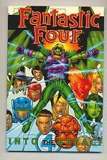 Fantastic Four Into The Breach Trade Paperback ~ Marvel Comics 2002