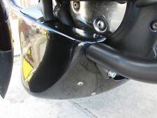 TRIUMPH ROCKET 3 BELLYPAN  custom   fit  & brackets