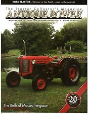 Massey Ferguson 50 40 TO-35 tractor – Harris Victory