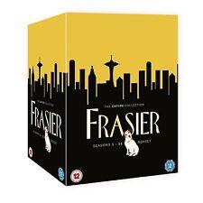 FRASIER Complete Series 1-11SEALED/NEW boxset Seasons 1 2 3 4 5 6 7 8 9 10 11