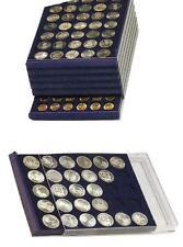 COFFRET NOVA pour10 EUROS DES REGIONS ou PIECES de 29mm SOUS CAPSULES REF 6338