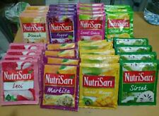 20 PACKETS INSTANT FRUIT DRINK FROM NUTRISARI (WITH TRACKING NO)