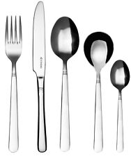 Viners Piccadilly 18/0 Stainless Steel Cutlery 24 Piece Modern Cutlery Set
