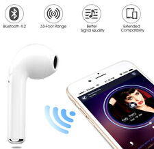 i7S Wireless Bluetooth Earbuds In Ear Headphone For Apple iPhone 6 7 8 X Android