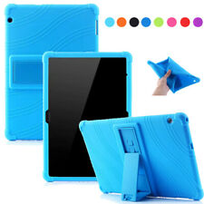 Kids Silicone Case For Huawei MediaPad T5 10 / T3 9.6'' Tablet Stand Soft Cover