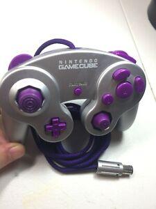 Nintendo GameCube Controller CUSTOM Official OEM pick black blue orange purple..