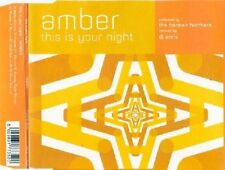 Amber This is your night (1996) [Maxi-CD]