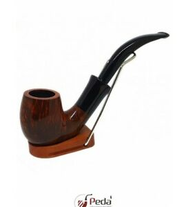 PIPA DUNHILL AMBER ROOT GRP3 FLOCK 3102 - FULL BENT