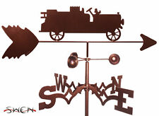 SWEN Products FIRE ENGINE TRUCK Steel Weathervane