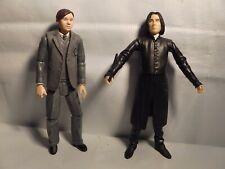 HARRY POTTER  Half Blood Prince Professor Severus Snape & Tom Riddle Figure Toy