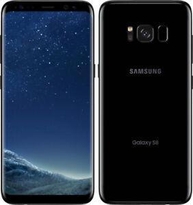🌟🌟Samsung Galaxy S8 SM-G950U 64GB ⚫Black 🟣Gray ⚪Silver 🔵Blue UNLOCKED 🌟🌟