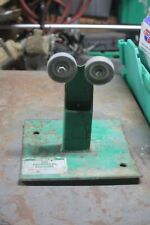 Greenlee Pvc Roller Support 857