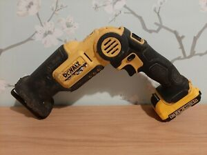 DEWALT 10.8V Cordless Reciprocating Saw  - DCS310 - with 1x 2.0ah battery