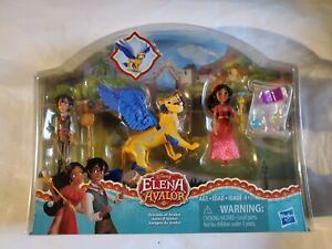 New Disney Elena of Avalor Friends of Avalor Play Set Hasbro (USA SHIPS FREE)