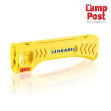 Ck herramientas t30100 Jokari Top coaxial de alambre de cable Cable Stripper 3-core Flex 30100