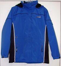 Womens M ZEROXPOSUR 4 in 1 Element Protetor Coat Jacket System Reversible Down +