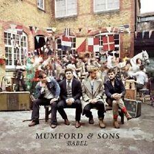 "MUMFORD & SONS ""BABEL"" CD NEU"