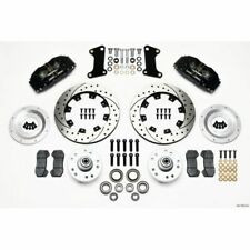 Wilwood 140-10510-D Forged Dynapro Front Disc Brake Kit for 67-69 Chevy Camaro