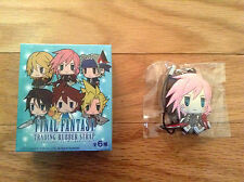 Lightning Final Fantasy Rubber Strap Square Enix US SELLER! COMES WITH BOX! NEW!