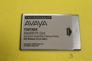 AVAYA PARTNER ASA/DXD PC CARD 108358722