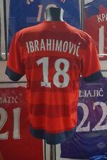 Maillot jersey shirt maglia camiseta maglia psg ibrahimovic 2012 2013 12 13 L