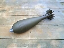 More details for ww2 german 80mm mortar shell replica - 3d printed