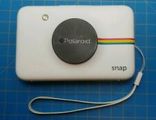 Polaroid Snap Instant Print Digital Camera - FREE SHIPPING!! USED!!