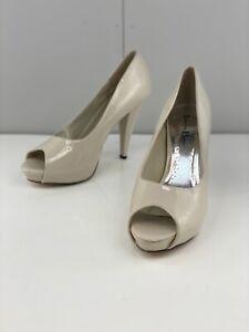 Isabella Brown Kathy Women's High Pump Stiletto Heel Shoes Size 8 Brown