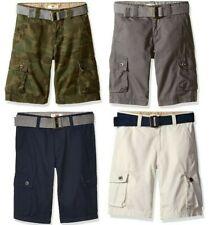 Levi's Boys Westwood Belted Cargo Shorts