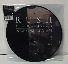 Rush Electric Ladyland - New York City 1974 Picture Disc LP Vinyl Record new