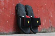 Nike Jordan Hydro 7 Slide UK 12 EU47.5 Black Varsity Red RRP£100.00