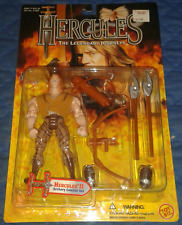 1995 *** HERCULES II (2) MOC *** HERCULES THE LEGENDARY JOURNEYS TOY BIZ