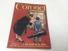 CORONET OCTOBER 1947 . REVISTA USA EN INGLES