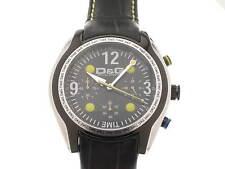 D&G orologio Performance chrono acciaio DW0311 new