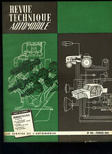 (C13) REVUE TECHNIQUE AUTOMOBILE RENAULT R3 R4 R4L