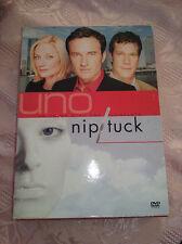 COFANETTO+5 DVD DISCHI NIP/TUCK STAGIONE PRIMA 1 UNO PERFETTO