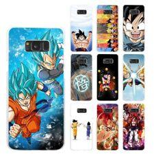 Dragon Ball Z Anime Funda De Teléfono Para Samsung S20 S10 S10+ S9 S8 S7 9 10 EDGE Note
