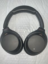 Sony WH-1000xM3 Bluetooth Wireless Noise Canceling Stereo Headphones-Black #P05