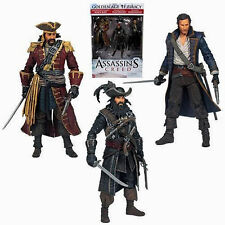 Assassin's Creed_Golden Age of Piracy_BLACK BART_BLACKBEARD_HORNIGOLD 3 Pack_MIB