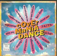 cd C6 VARIOUS COVER DANCE MANIA ( Hands of Belly DJ Miko Da Visa Crazy Boy