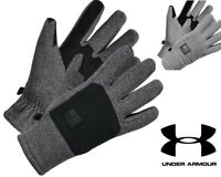 Under Armour Mens ColdGear Infrared Fleece Gloves Touch Screen 1343217 FREE SHIP