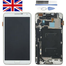 For Samsung Galaxy Note 3 N9005 (4G version ) LCD Touch Screen Digitizer + Frame