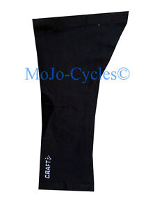 Craft 3D Cycling Knee Warmers Size XL/2XL New
