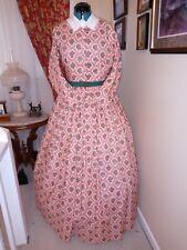 Civil War Reenactment Ladies DayDress Size 20